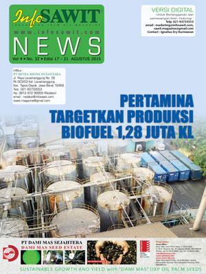 NEWSWEEK Vol 4 No 32 Edisi 17-21 AGUSTUS 2015