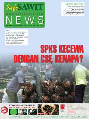 NEWSWEEK Vol 4 No 33 Edisi 24-28 AGUSTUS 2015