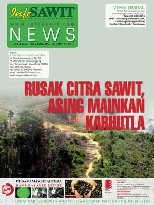 NEWSWEEK Vol 4 No 39 Edisi 05-09 OKT 2015