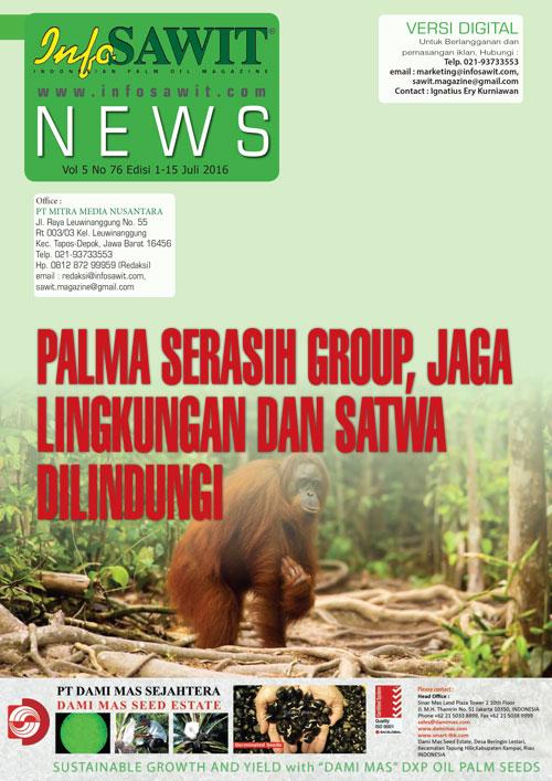 NEWSWEEK  Vol 5 No 76 Edisi 1-15 Juli 2016