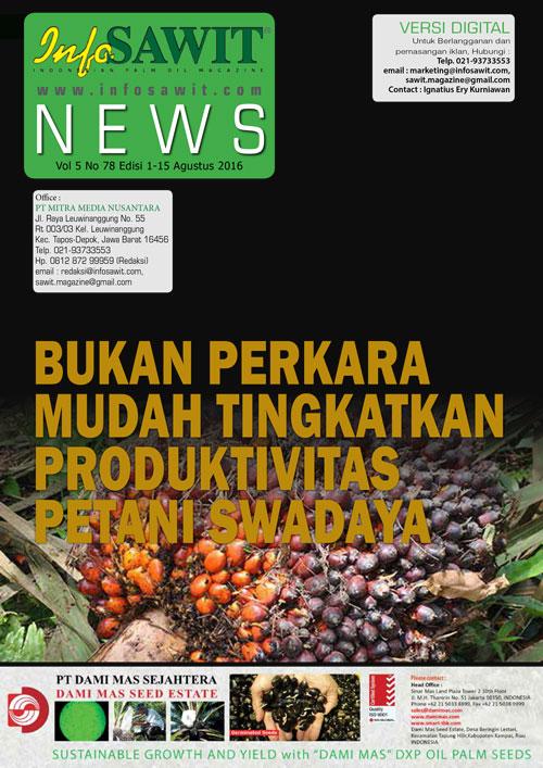 NEWSWEEK  Vol 5 No 78 Edisi 1-15 Agustus 2016